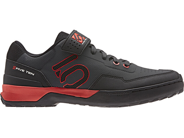 Five Ten 5.10 Kestrel Lace Shoes Men carbon/core black/red